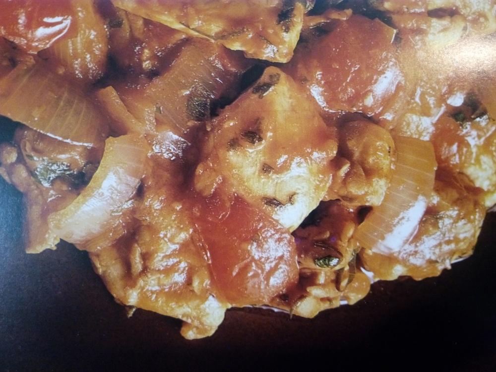 चिकन डॉबे