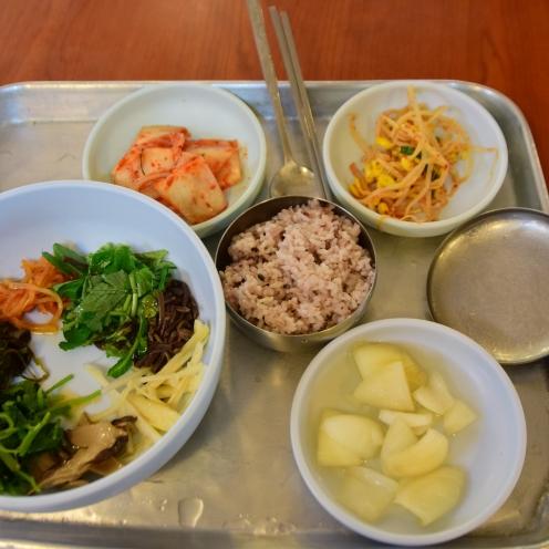 कोरियन बिबिंबाप
