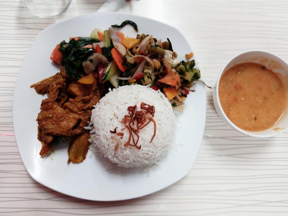 मॉरिशिअन जेवण
