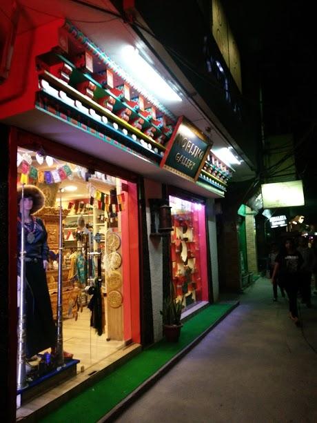तिबेटी मार्केट