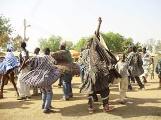 घानाचा पारंपरिक नाच