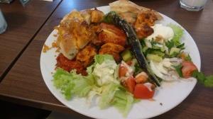 तुर्की जेवण